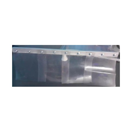Perfil de Aluminio x metro